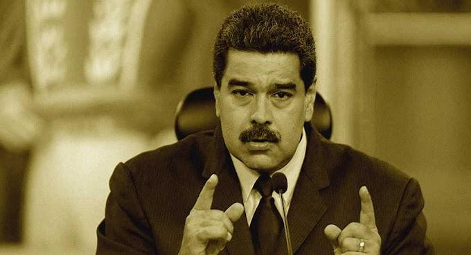 """Nicolás Maduro, presidente de VenezuelaMaduro: diálogo con la oposición venezolana en Noruega comenzó con """"buen pie"""""""