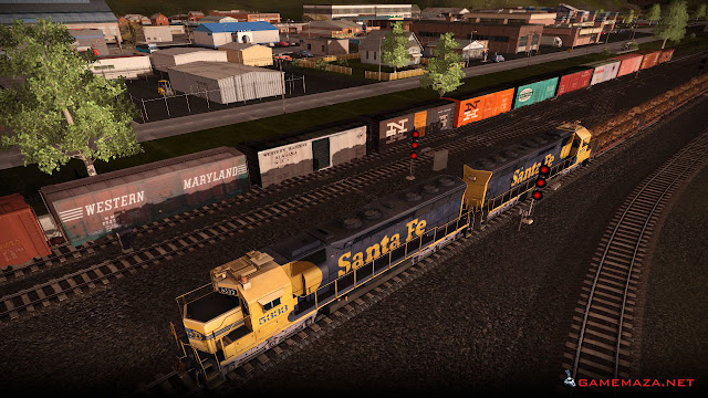 Trainz A New Era Gameplay Screenshot 3
