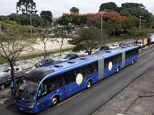 Maior ônibus do mundo