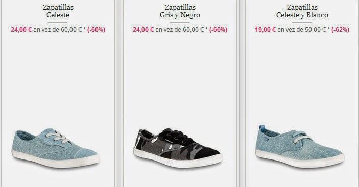 Zapatillas de O´Neill en oferta por 19 euros