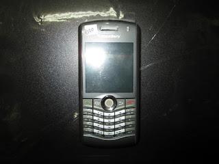 Hape Jadul Blackberry Pearl 8120 Seken Mulus Kolektor Item