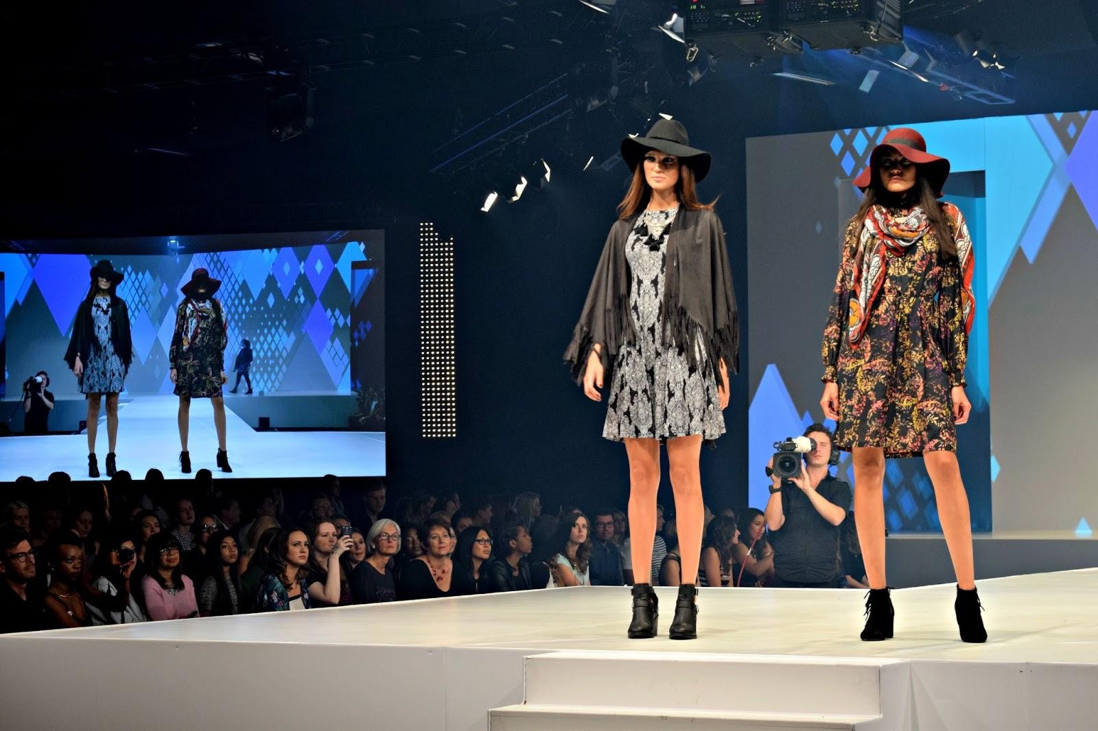 Fashion Show FashFest Cosmopolitan British High Street