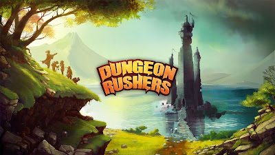 Dungeon Rushers v 1.2.3 Apk Mod (Unlimited Money)