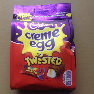 cadbury creme egg twisted minis