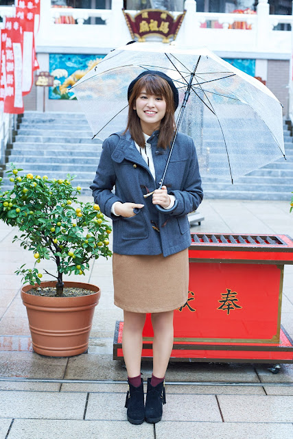 Ikumi Hisamatsu 久松郁実 Chinatown WALKER Pictures 10