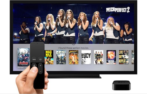 Mark Gurman confirms it, there would be Apple TV 4K in September Mark Gurman confirms it in Bloomberg...
