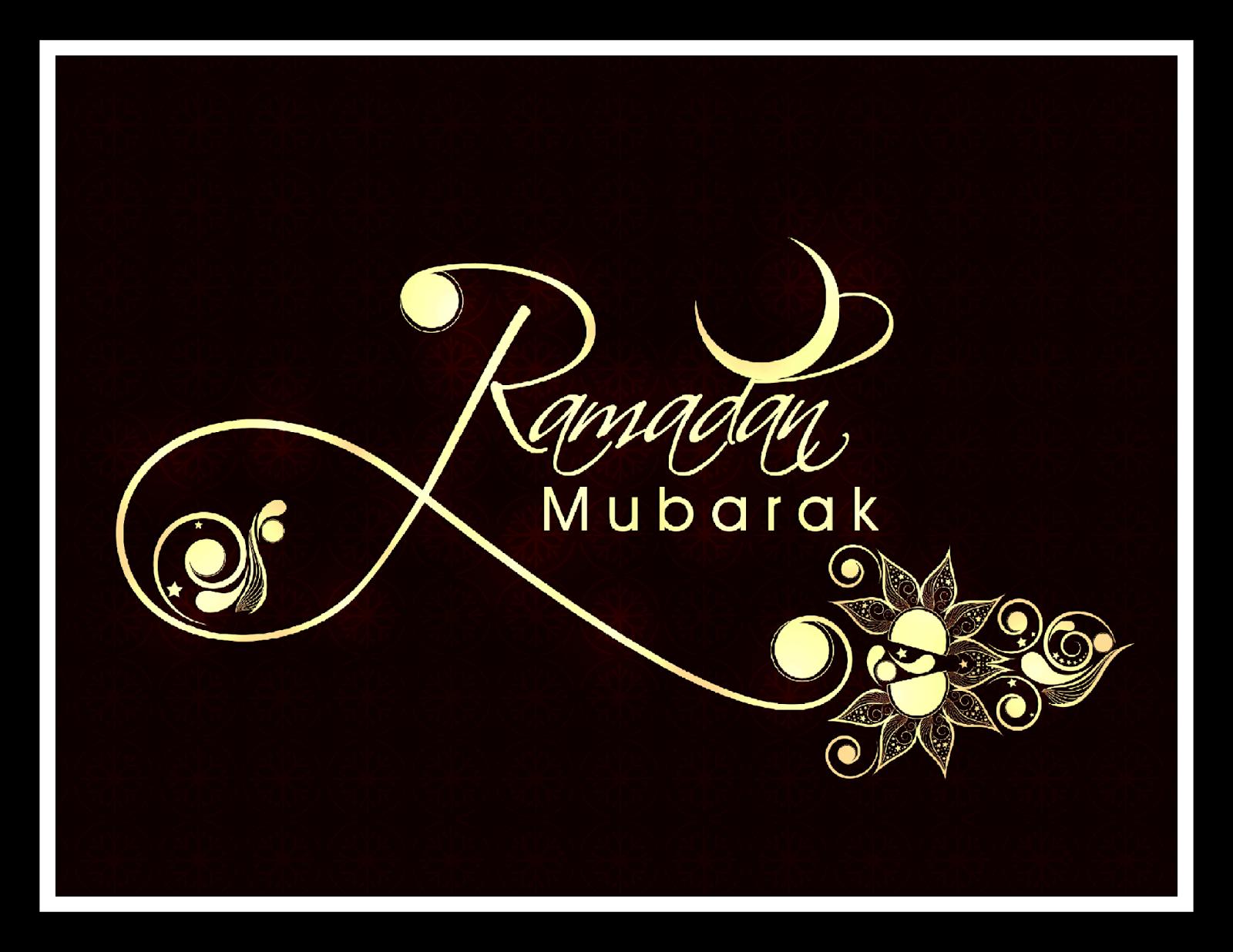 ramadan mubarak kareem 2018