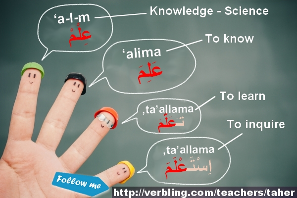 Online Arabic teacher