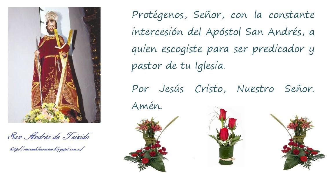 Rinc 243 N De La Oraci 243 N Estampas Oraciones De San Andr 233 S De