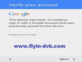 Cara melewati verifikasi akun Google setelah factory reset di perangkat Android