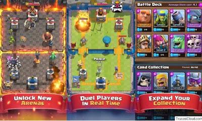 Clash Royale Apk Android Terbaru