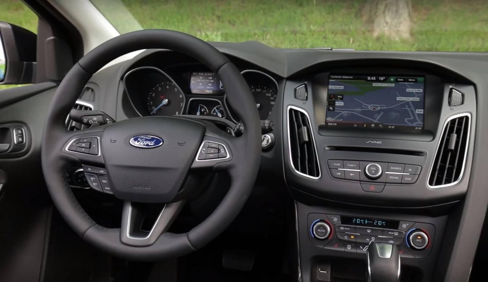 Ford focus 1 0 ecoboost selectshift autom tico consumo for Focus automatico