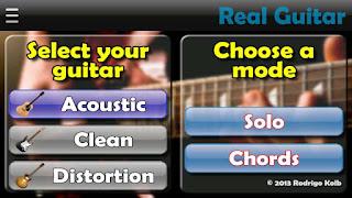 Cara Belajar Gitar di Hp Android Dengan Aplikasi