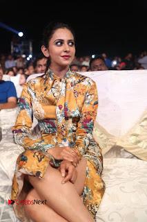 Actress Rakul Preet Singh Stills in Short Dress at Dhruva Pre Release Function  0066.JPG