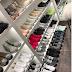 Kris Jenner flaunts her sneaker collection on Instagram