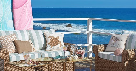 Outdoor Lounge Furniture For Coastal Style Living From