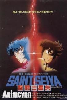Áo Giáp Vàng Phần 3 -Saint Seiya: Movie 3 - Saint Seiya: Shinku no Shounen Densetsu 2013 Poster