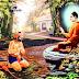 Đau khổ đời người từ đâu tới? Ông lão trăm tuổi phải mất 10 năm tìm Đức Phật để nghe câu trả lời