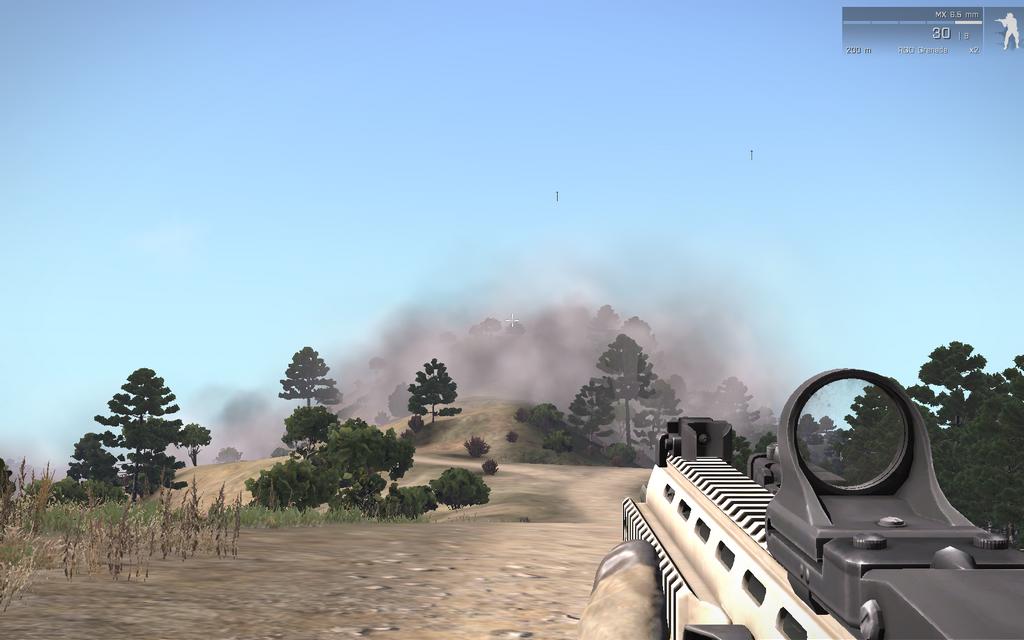 Arma 3, Bombing Run System ~ soul[kobk]