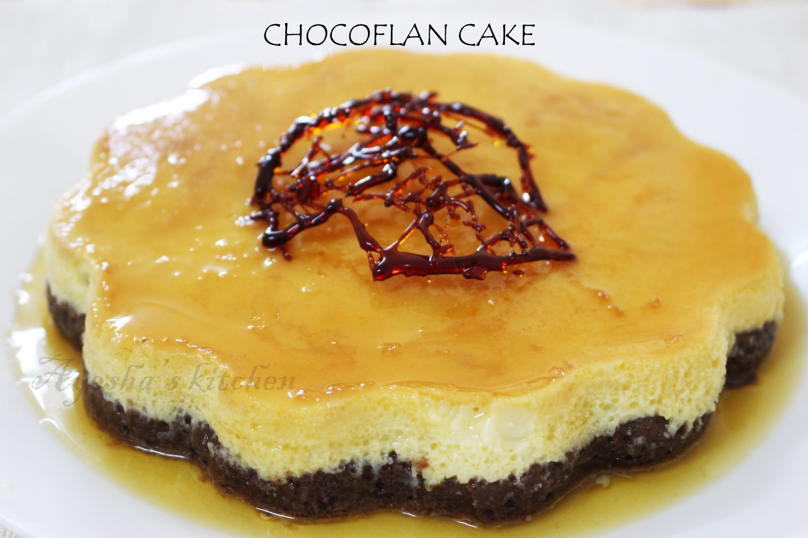 Easy Chocoflan Recipe With Cake Mix