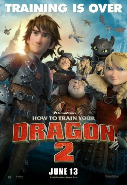 Download How Train Your Dragon 2 subtitle Indonesia