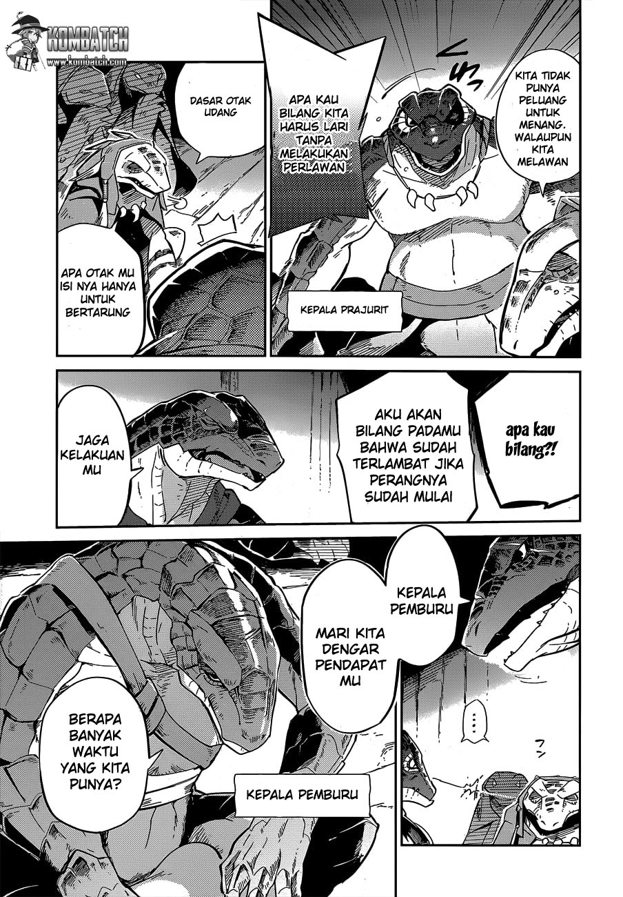 Overlord chapter 16