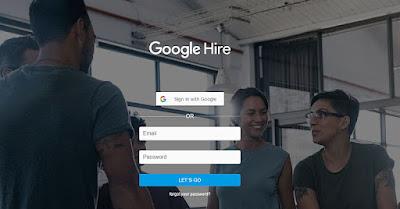 Google, Hire, Google Hire
