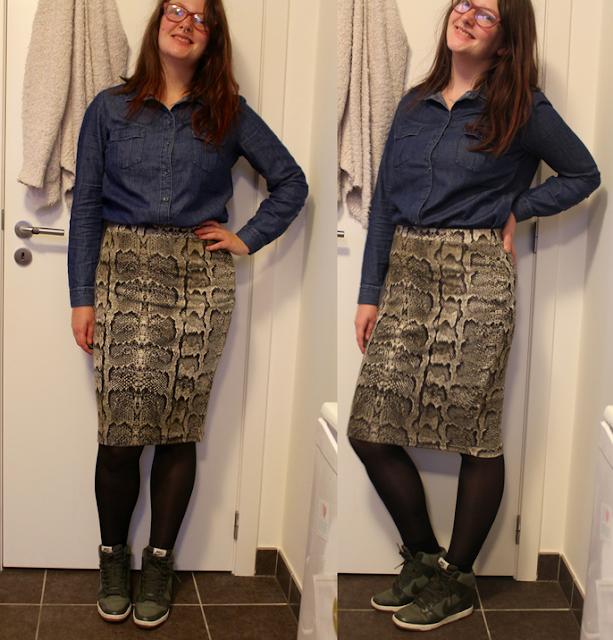 Tenues d'automne - Garde robe capsule
