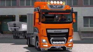 DAF Euro 6 Reworked Mod 1.3