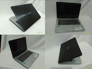 laptop asus x455la core i3
