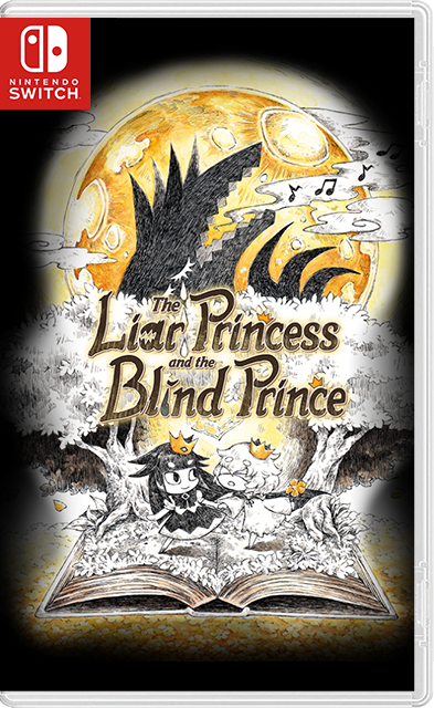 The Liar Princess and the Blind Prince Switch NSP - Switch-xci com