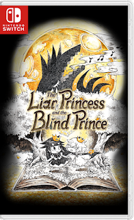 The Liar Princess and the Blind Prince Switch NSP