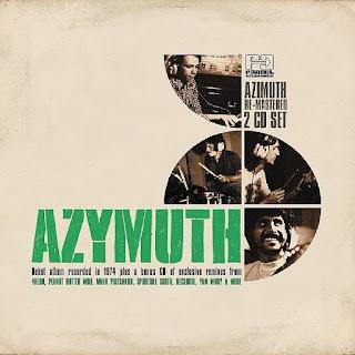 Azymuth - 1974 - Azimuth