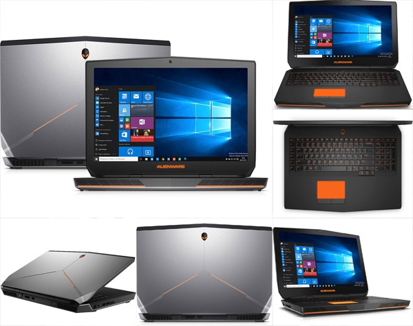 notebook gamer dell alienware 17 benchmark, teste, review, análise, avaliação