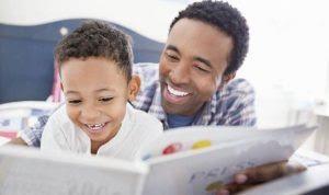 Manfaat Seorang Ayah Yang Sering Membacakan Cerita Pada Anak