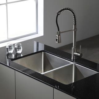 Kitchen Sink Yang Aman