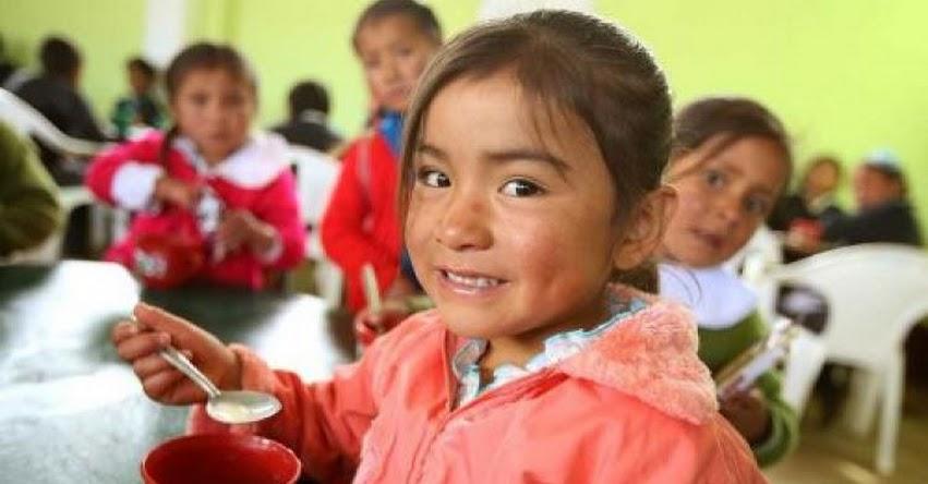 QALI WARMA: Programa social adjudica proveedores para atender a 71.7 % de colegios públicos en el 2018 - www.qaliwarma.gob.pe