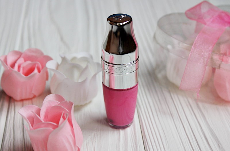 Двухфазный блеск для губ Lancôme Juicy Shaker Pigment Infused Bi-Phase Lip Oil в оттенке #303 Cloudy Candy / обзор, отзывы