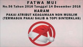 Sebelumnya Majelis Ulama Indonesia (MUI) telah mengeluarkan fatwa MUI nomor 56 tahun 2012 tentang larangan penggunaan atribut agama tertentu oleh Umat Islam, larangan ini bersifat nasional dan bukan hanya di Jakarta