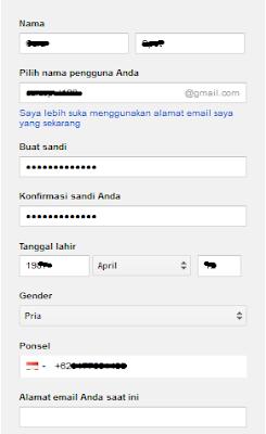 Cara Buat Email Dengan Mudah