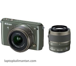 Jual Kamera Mirrorless Nikon S1 Second di Kalimantan