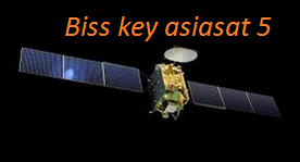All Feeds Biss Key On Asiasat 5 (Part1)