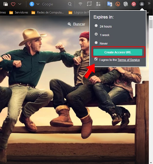 Compartilhando Contas da Netflix sem passar Email ou Senha  - AccessURL (Netflix Grátis)