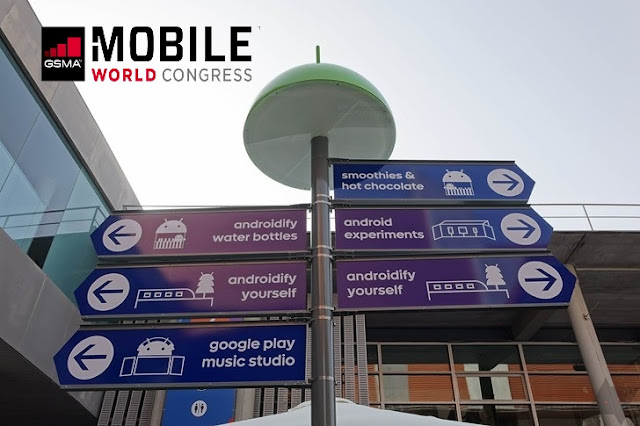 Exclusive Android Updates From MWC 2016 : Full MWC Android Tour
