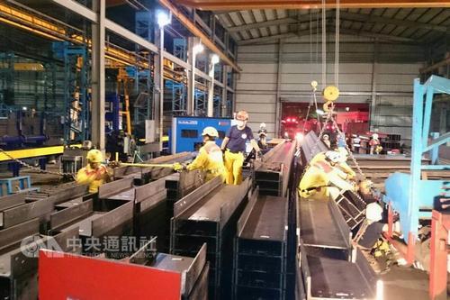 Pekerja Indonesia Tewas Tertimbun Balok Besi Baja Di Pabrik Tainan