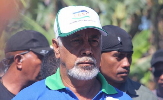 CNRT vai pedir investigação do parlamento timorense a projeto de Oecusse -- Xanana Gusmão