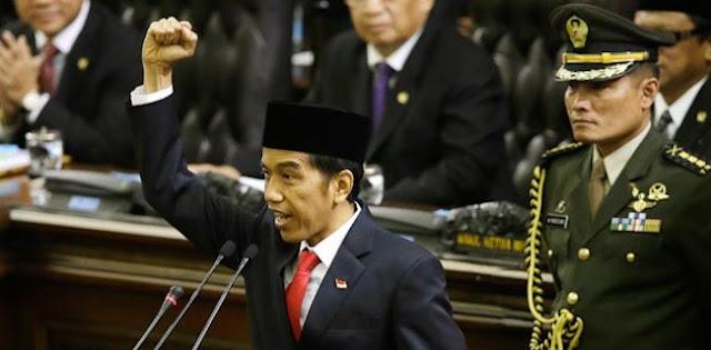 Pengamat Asing: Jokowi Berubah Menjadi Otoriter