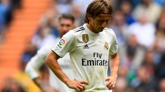 Luka Modric Real Madrid 1 - 2 Levente