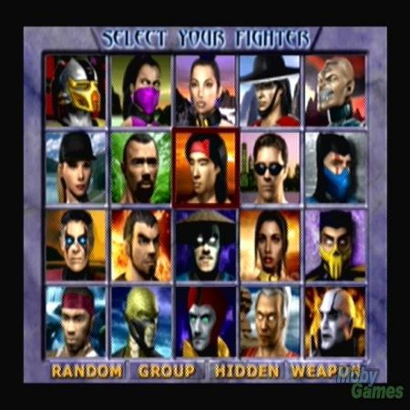 Mortal Kombat Gold Free Download For PC
