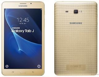 Gambar Galaxy Tab J